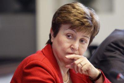 Кристалина Георгиева: Това е криза като никоя друга. Сега сме в рецесия