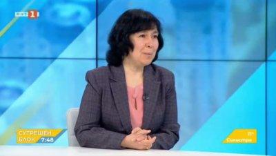 Доц. д-р Пенка Петрова: Българска ваксина срещу Covid-19 може да има най-рано след година