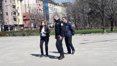 Фандъкова: Целият ресурс на столичната полиция ще контролира спазването на забраните за събиране в парковете