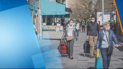Някои страни в Европа облекчават мерките срещу коронавируса