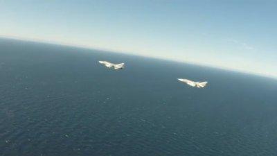 В ход е издирвателна операция за изчезналия във водите на Гърция хеликоптер на НАТО