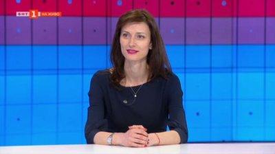 Мария Габриел: 115 компании правят опити за намиране на ваксина срещу коронавирус