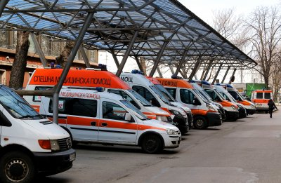 Още един медик от Спешната помощ в София е заразен с коронавирус