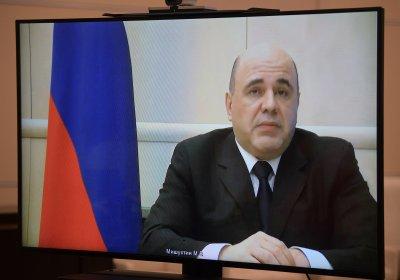 Руският премиер Михаил Мишустин е заразен с коронавирус