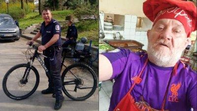 Полицай дари пари от наградата си за благотворителна акция