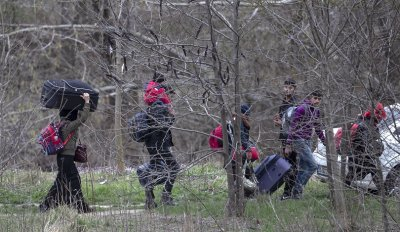"""""""Фронтекс"""" предупреждава за нова вълна от бежанци"""