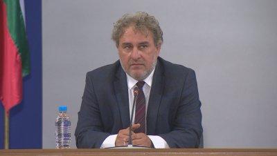 Боил Банов: Отпускат се още 5 млн. лв. за култура и изкуство
