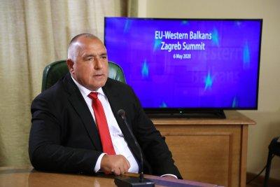 Бойко Борисов: ЕС мобилизира пакет от над 3, 3 млрд. евро за здравните системи на Западните Балкани