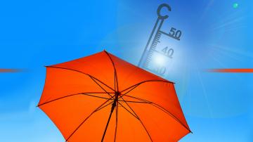 През уикенда термометрите в Гърция ще показват 40 градуса по Целзий