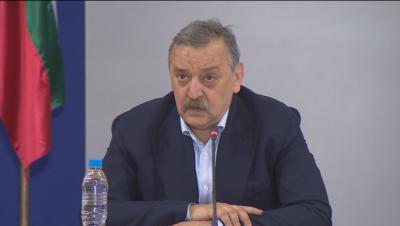 Проф. Кантарджиев, Национален оперативен щаб: Казвали сме само истината