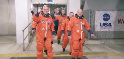 Астронавт от НАСА: за изолацията в космоса и на Земята