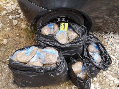 Операция срещу незаконната търговия с акцизни стоки в Пловдивско