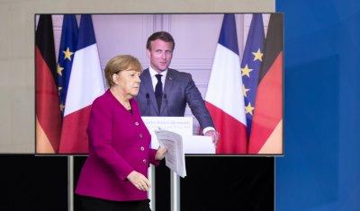 Реакции за плана на Меркел и Макрон за възстановяване на ЕС