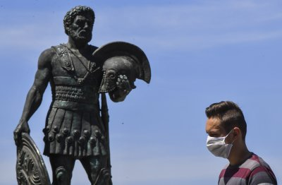 Северна Македония под пълна карантина – до 05:00 часа на 26 май