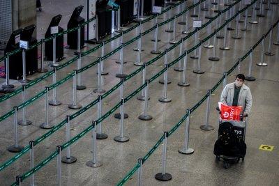 САЩ въвеждат по-рано забраната за достъпа на чужденци, пристигащи от Бразилия