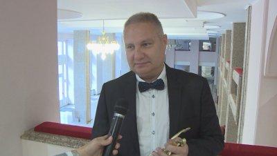 Признание за БНТ и Регионалния център в Русе