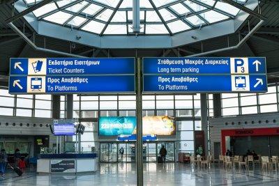 Гърция отваря и въздушната си граница, пуска полети от България