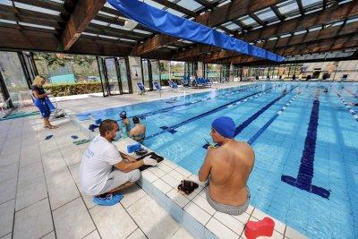 Слаб е интересът към плувните басейни в Италия