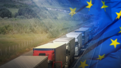 Заради кризата: 70% спад в оборота на тежкотоварния и автобусен превоз