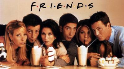 """Сериалът """"Приятели"""" е най-гледан от американците в изолацията"""