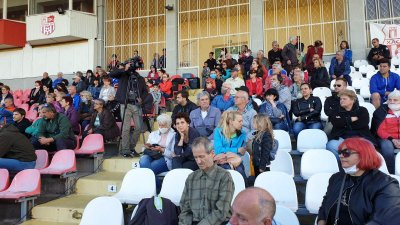 Жители на Хасково протестират срещу застрояването в парк Ямача