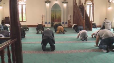 У нас мюсюлманите посрещат Рамазан Байрам при строги противоепидемични мерки