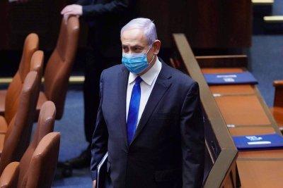 Преди седмица положил клетва – Нетаняху на съд в Израел за измами...