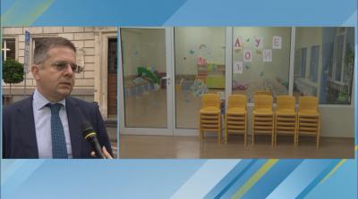 Дончо Барбалов: 200 детски заведения в София отварят врати