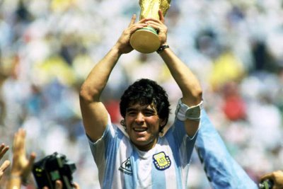 #60 секунди без COVID-19: Марадона е най-великият футболист, който не е печелил Шампионската лига