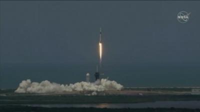 Успешен старт на историческата микия на НАСА