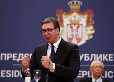 Сръбският СЕМ забрани предизборен клип на Вучич