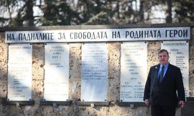 Вицепремиерът Каракачанов отправи предизвикателство към българите за Деня на Ботев