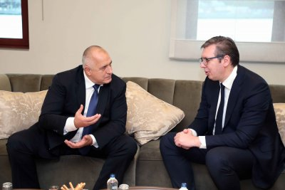 Първа официална визита от началото на пандемията: Вучич идва по покана на Борисов