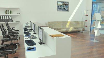 Увеличават се свободните офис площи в столицата