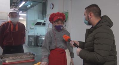 3000 порции риба и рибен курбан ще бъдат раздадени на лекари и пациенти в Бургас