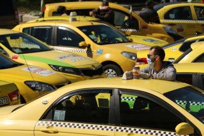 Такситата поскъпват от 2 май