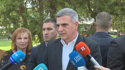 Стефан Янев: ЦИК е в готовност да открие почти 800 секции в чужбина