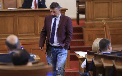 Филип Станев от ИТН отнесе забележка заради скъсани дънки
