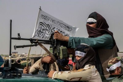 Афганистан и трите неизвестни