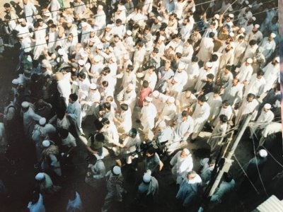 20 години по-късно: Войната срещу талибаните в архивите на БНТ