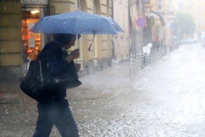 Валежите започват, не забравяйте чадъра