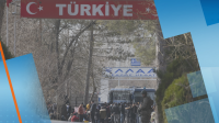 Бежански натиск на границата между Турция и Гърция
