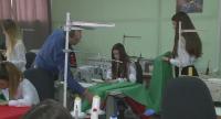 Ученици от Русе шият 80-метров флаг за Трети март