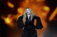 Мадона претърпя инцидент по време на концерт