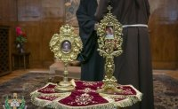 Патриарх Неофит прие от папа Франциск в дар мощи на двама светци от древна Сердика