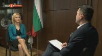 За първи път в телевизионно интервю: Говорителят на главния прокурор Сийка Милева