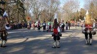 "Международен маскараден фестивал ""Кукерландия"" в Ямбол"