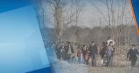 18 000 мигранти са пресекли турската граница към Европа