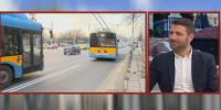 Зам.-кметът на София Кристиан Кръстев: Цената на билета за градския транспорт не е на дневен ред
