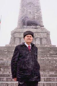 Как е построен Паметникът на Шипка: Спомените на Христо Гъдев, чийто баща монтирал лъва